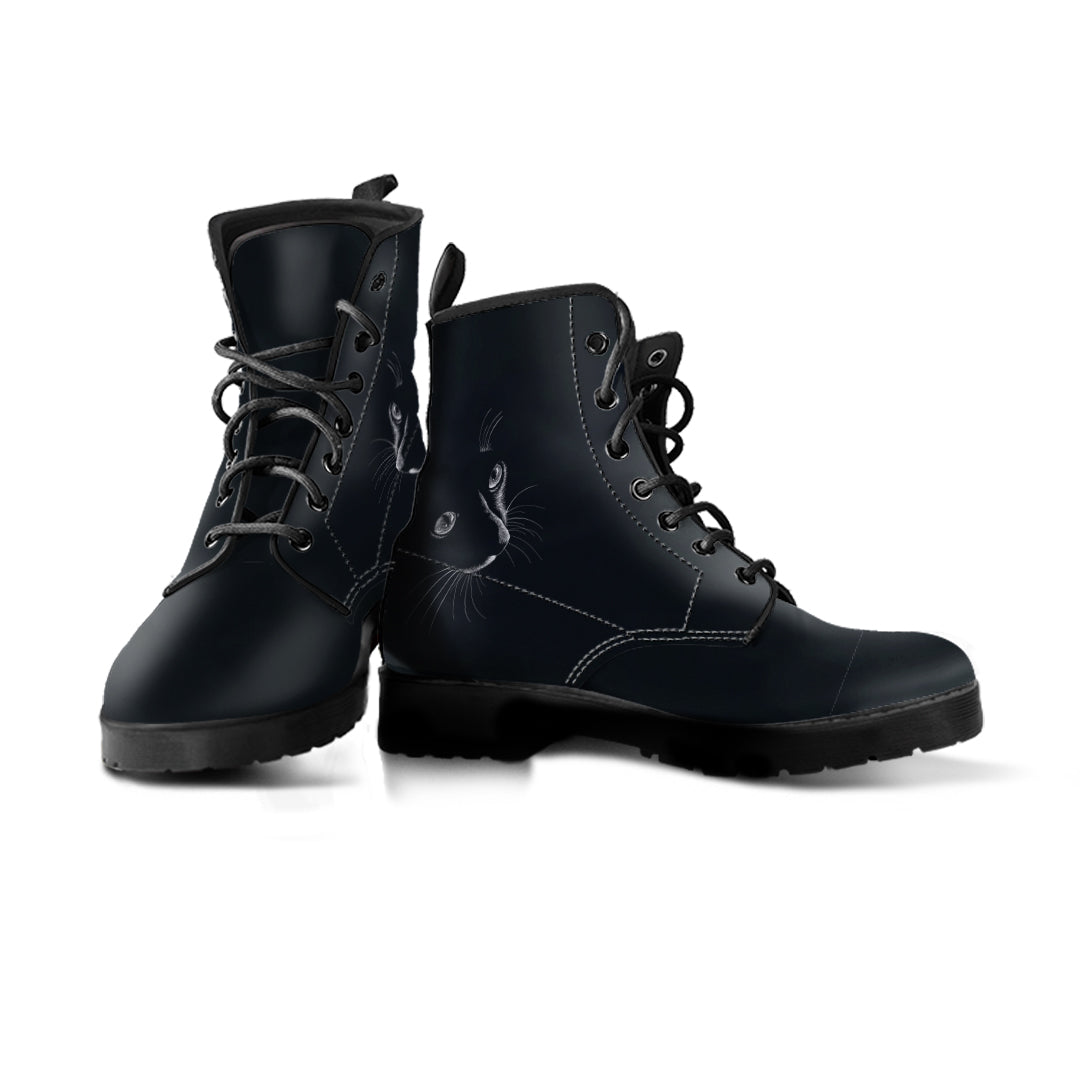 Black Cat I Boots (Women's) - Hello Moa