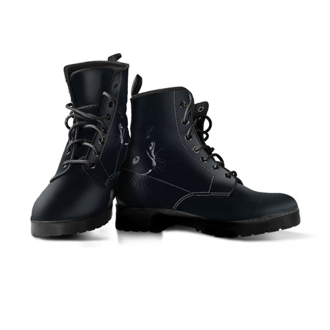 Image of Black Cat I Boots (Women's)