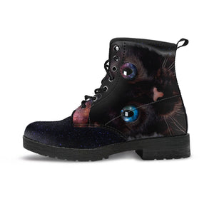 Cat Eyes Boots (Women's) - Hello Moa