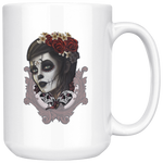 Sugar Skull Relic Coffee Mug