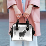 Clouded Horse Handbag
