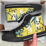 Grunge Cat II Canvas Shoes