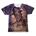 Steampunk Picasso Tee