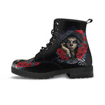 Darkside Skull Boots - Hello Moa