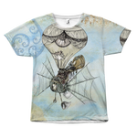 Steampunk Flying Machine Tee - Hello Moa