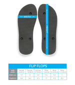 Cool Cat Flip Flops - Hello Moa