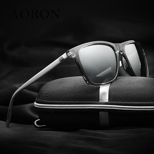Retro Aluminum Polarized Sunglasses