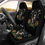 Hidden Skull Car Seat Covers - Hello Moa