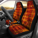 Steampunk Clock Car Seat Covers - Hello Moa