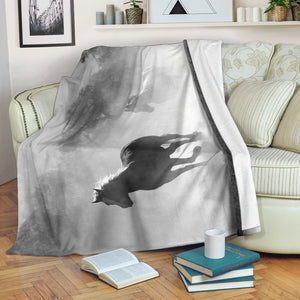 Cloud Horse Blanket - Hello Moa