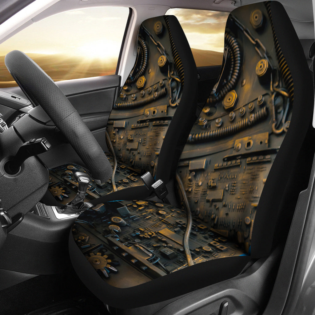 Circuit Car Seat Covers - Hello Moa