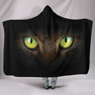 Cat Lovers Hooded Blankets
