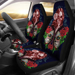 Whisper Skull II Car Seat Covers