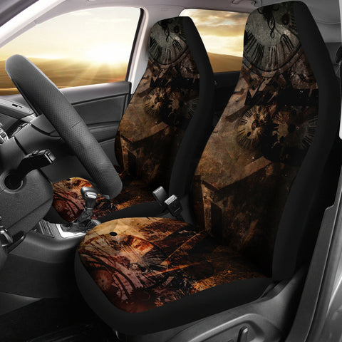 Art III Car Seat Covers