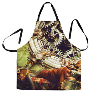 Steampunk Gear Apron - Hello Moa