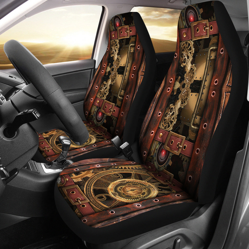 Steampunk Car Seat Covers Hello Moa