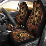 Steampunk Car Seat Covers