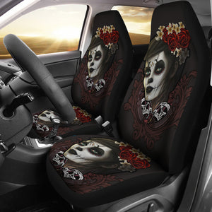 Calavera II Seat Covers - Hello Moa