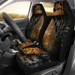 Art I Car Seat Covers