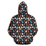 Colored Cat Hoodies - Hello Moa