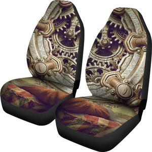 Gears Car Seat Covers - Hello Moa