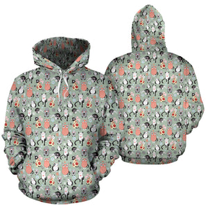 Snugly Cat Hoodies - Hello Moa