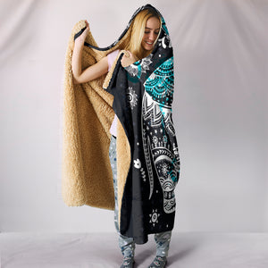 Elephant Hooded Blanket - Hello Moa