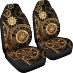 Steampunk II Car Seat Covers