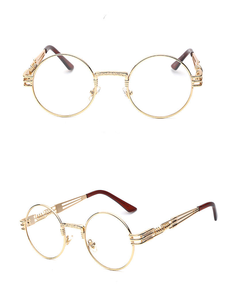 Steampunk Vintage Glasses - Hello Moa