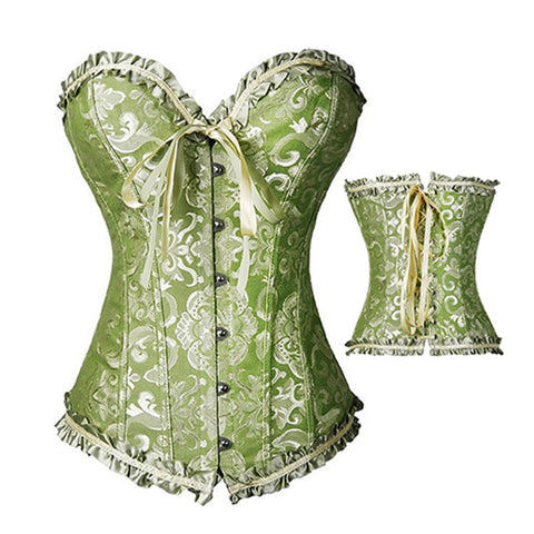 Image of Lace Up Corset