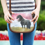 Art Horse Saddle Bag