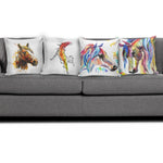 Horse Art II Pillow Covers - Hello Moa