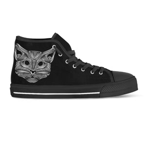 Cat Thread IV Canvas Shoes - Hello Moa