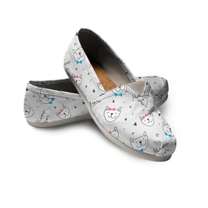 Meow You Cats Casual Shoes