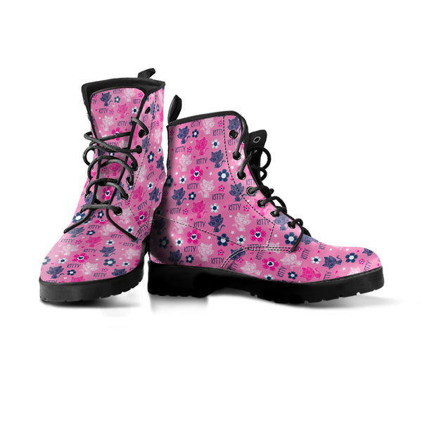 Cute Kitten Boots (Women's)