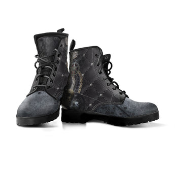 Steampunk Quilted Boots (Men's)