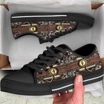 Steam Pipe Canvas Shoes - Hello Moa