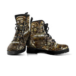 Steam-Mechanical Boots (Women's) - Hello Moa