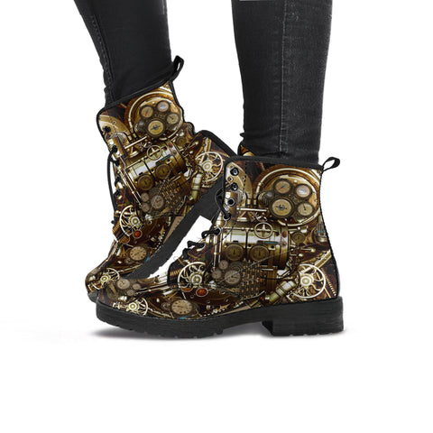 Image of Steam-Mechanical Boots (Men's)