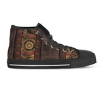 Classic Steampunk Canvas Shoes - Hello Moa