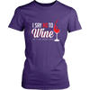 I Say No To Wine Shirt