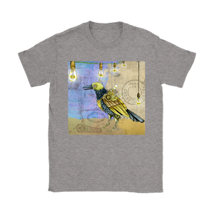 Steampunk Bird Tee