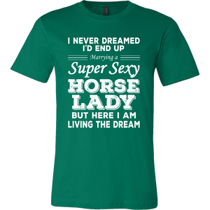 Horse Lady Shirt - Hello Moa