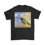 Steampunk Bird Tee - Hello Moa