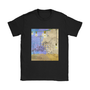 Steampunk Flying II Tee