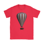 Steampunk Balloon Tee - Hello Moa