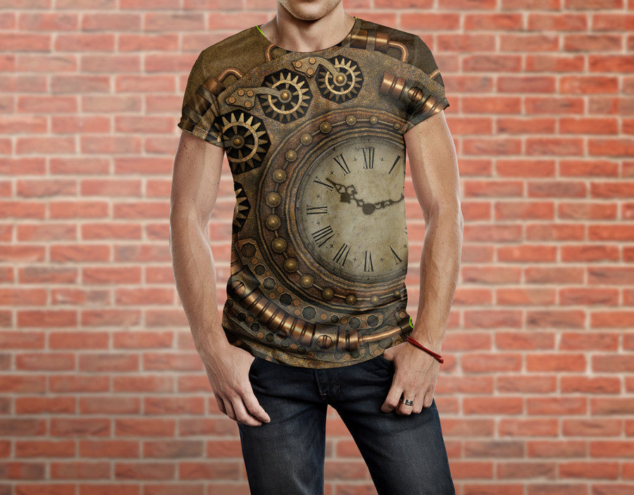 Clockwork Steampunk Shirt