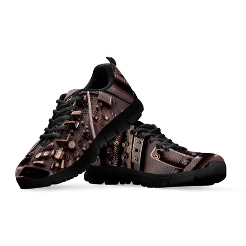 Image of Steampunk Circuit 3 Sneakers