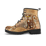 Steampunk Cat Boots
