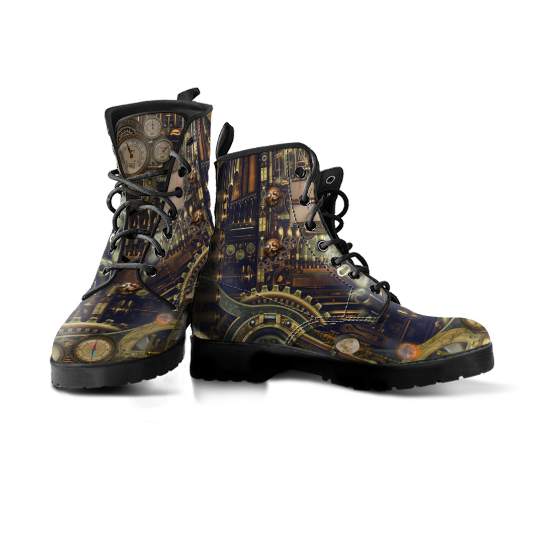 Steampress Boots - Hello Moa